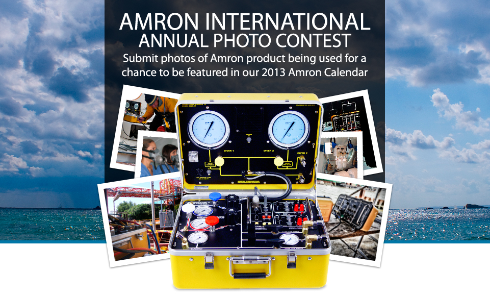 Amron International Annual Photo Contest