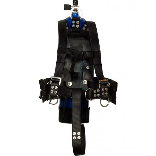 MK-21 Integrated Dive Vest - Medium