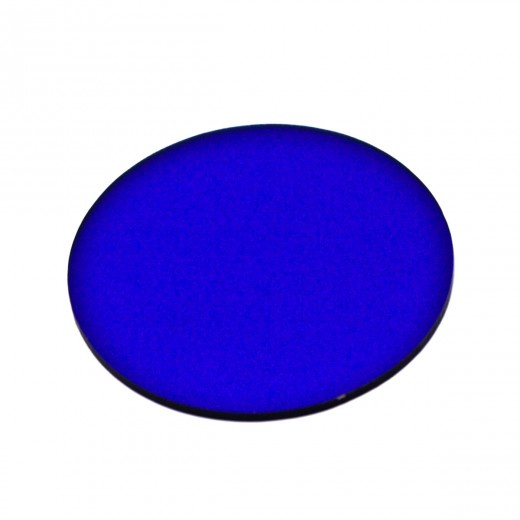 7100 Series Chamber Light Blue Lens Filter