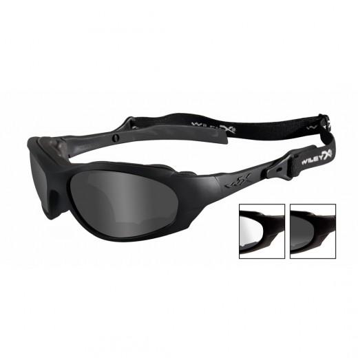 XL-1 2 Lens Sunglass/Goggle Hybrid