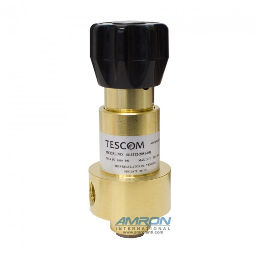 44-1312-2081-056 Pressure Reducing Regulator 0-300 PSIG - Brass