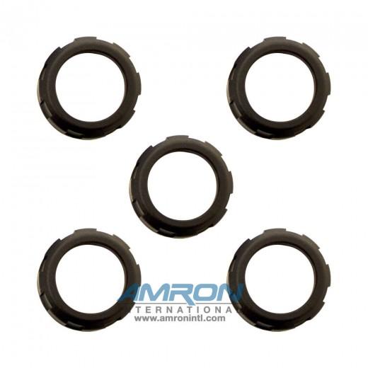 460-190-516 Nut - Black (5-Pack)