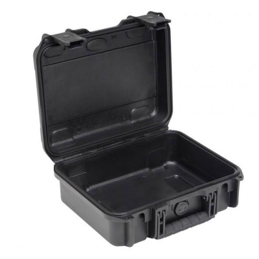 3I-1209-4B-E MIL-STD Waterproof Case - 4 in. Deep - No Foam - Black