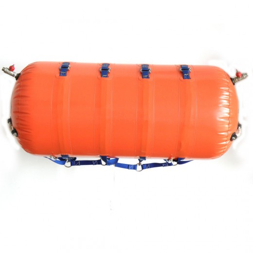 Inflatable Buoyancy Unit - 77,762 lbs (35,000 kg) Lift Capacity