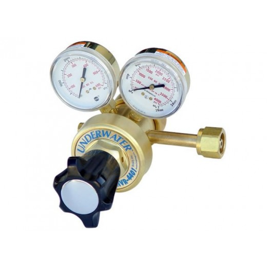 HVR-4401 High Volume Oxygen Regulator for Underwater Burning