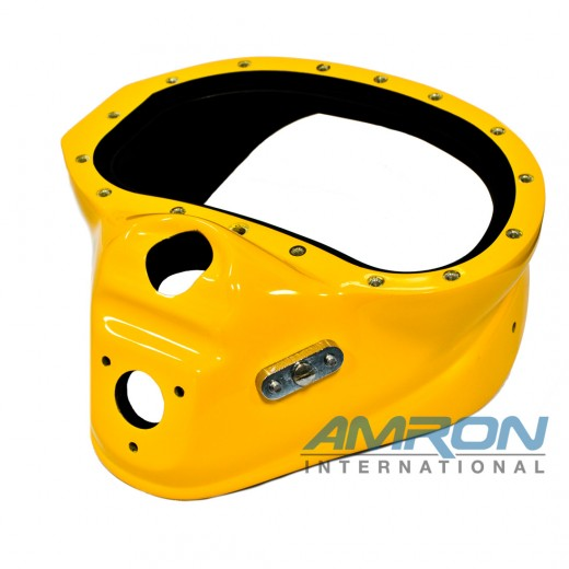 520-056 Fiberglass Mask  with 1 Inch Hole (BandMask® 18 Only)