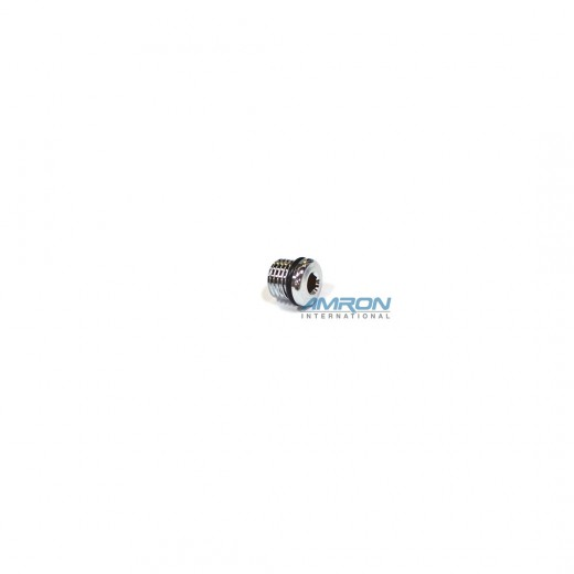 550-095 Low Pressure Plug without O-Ring