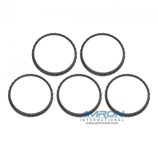 460-190-515 Locking Ring - Black (5 Pack)