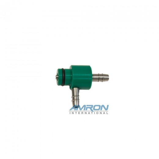 8000-0910A Flow Adapter for use in the Safe-Ox and O2NE