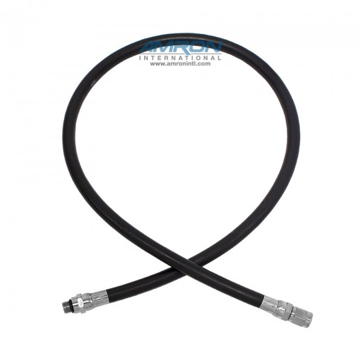 38 Inch HP Hose for Pivot Gauge