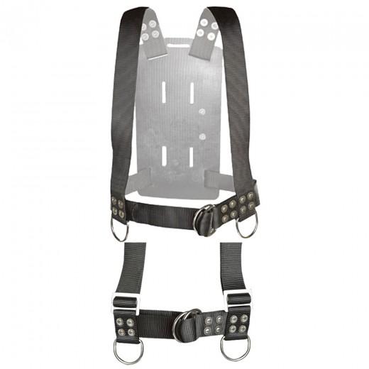 Backpack w/ Shoulder Adjusters - X-Large