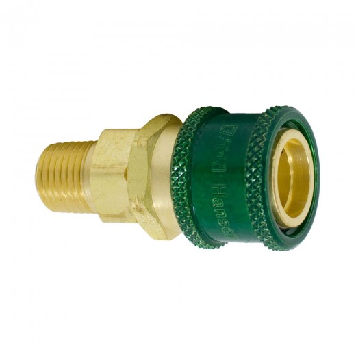 GR-603 - Series 600 1/4 in. NPT - Quick Disconnect Socket in Brass