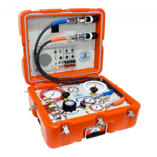 KMACS-5 2-Diver Air Control System with Communications 400-046