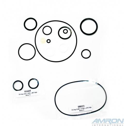 13695 Hydraulic Seal Kit for Underwater Impact Wrench IW12