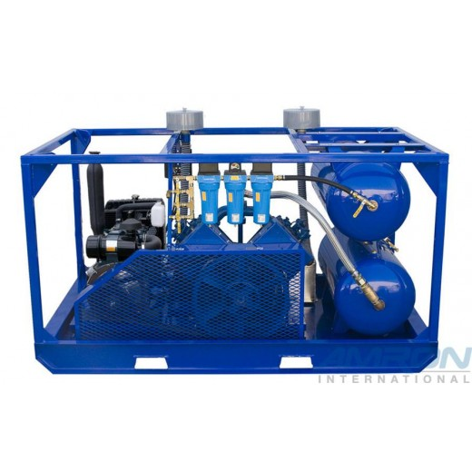 5120 Low Pressure Kubota Diesel Air Compressor