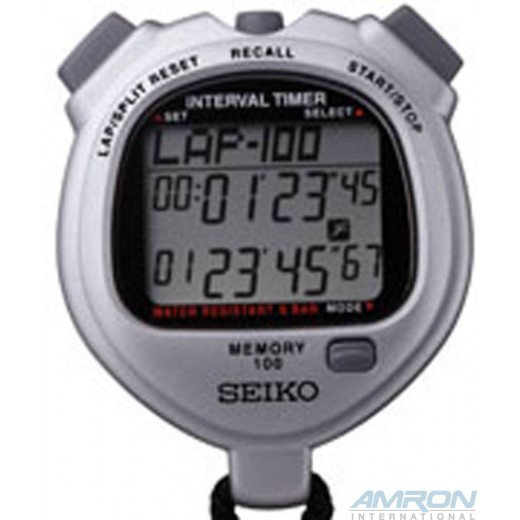 S057 Multi Function Stopwatch Grey
