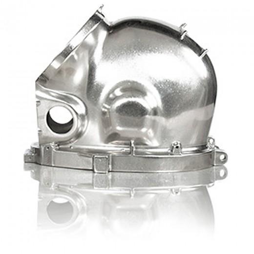 560-517 Stainless Steel Helmet Shell