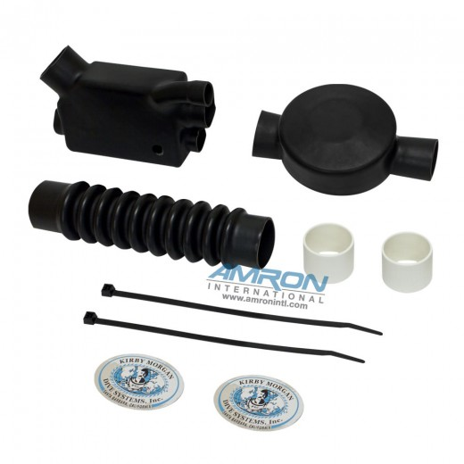 525-100 Hot Water Shroud Kit for Kirby Morgan 37/57 & SuperLite® Helmets & 18/28 BandMasks®