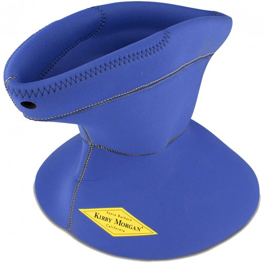 510-653 Cold Water Neck Dam Blue - X-Large - for SL® 17B Helmet