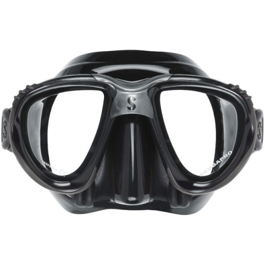 Scout Mask - Black/Black