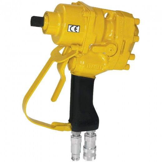 IW12 Hydraulic Underwater Impact Wrench - 3/4 Inch Square Drive (Excludes Hose Whips; Includes Couplers)