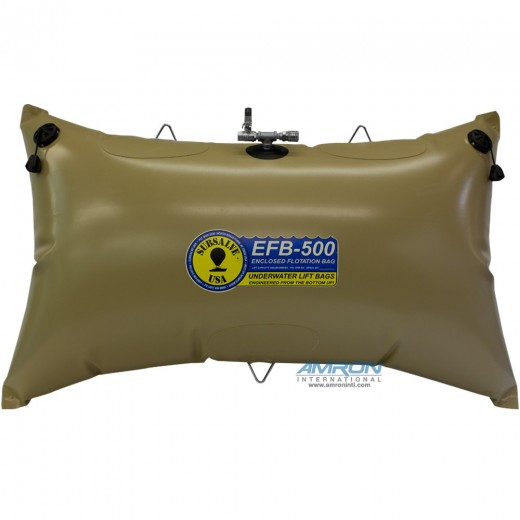 Enclosed Flotation Commercial Lift Bag - 550 lbs (250 kg) Lift Capacity