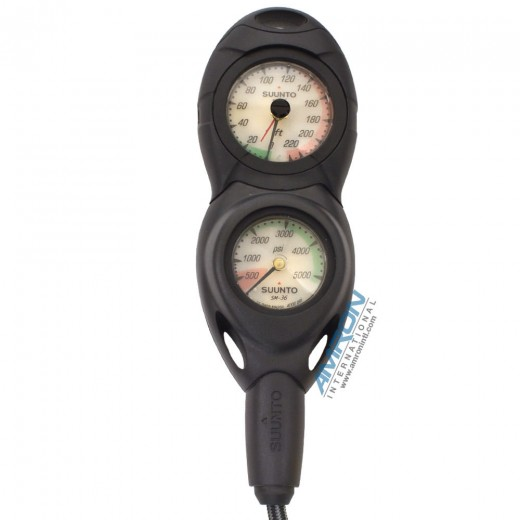 5254 Analog 2 Depth Gauge