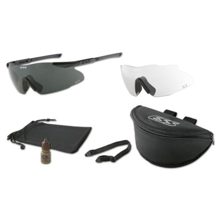 ESS Goggles ICE-2 Eyeshield Kit 