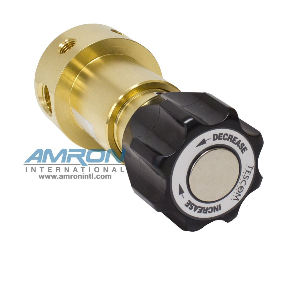 Tescom Pressure Reducing Regulator 0-300 PSIG - Brass 44-1312-2081-056