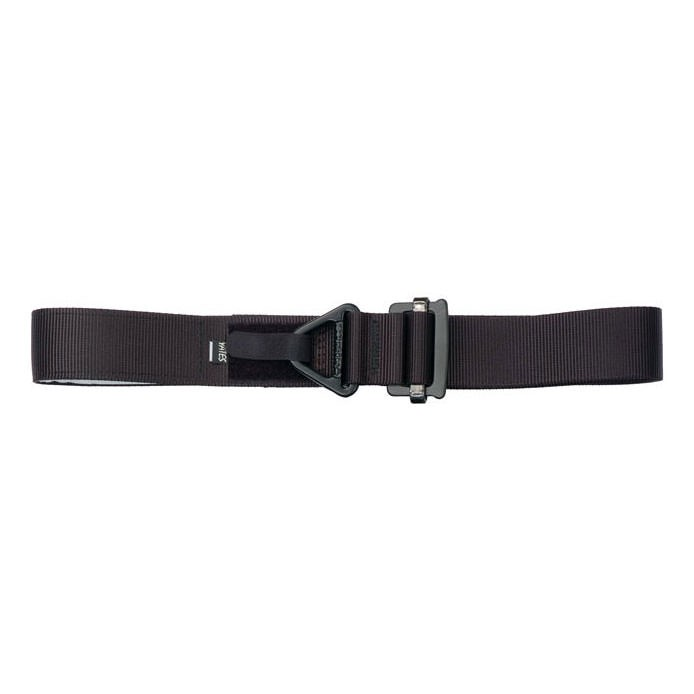 Yates 1.5 Inch Uniform Rappel Belt - Black YTE-461-BLK