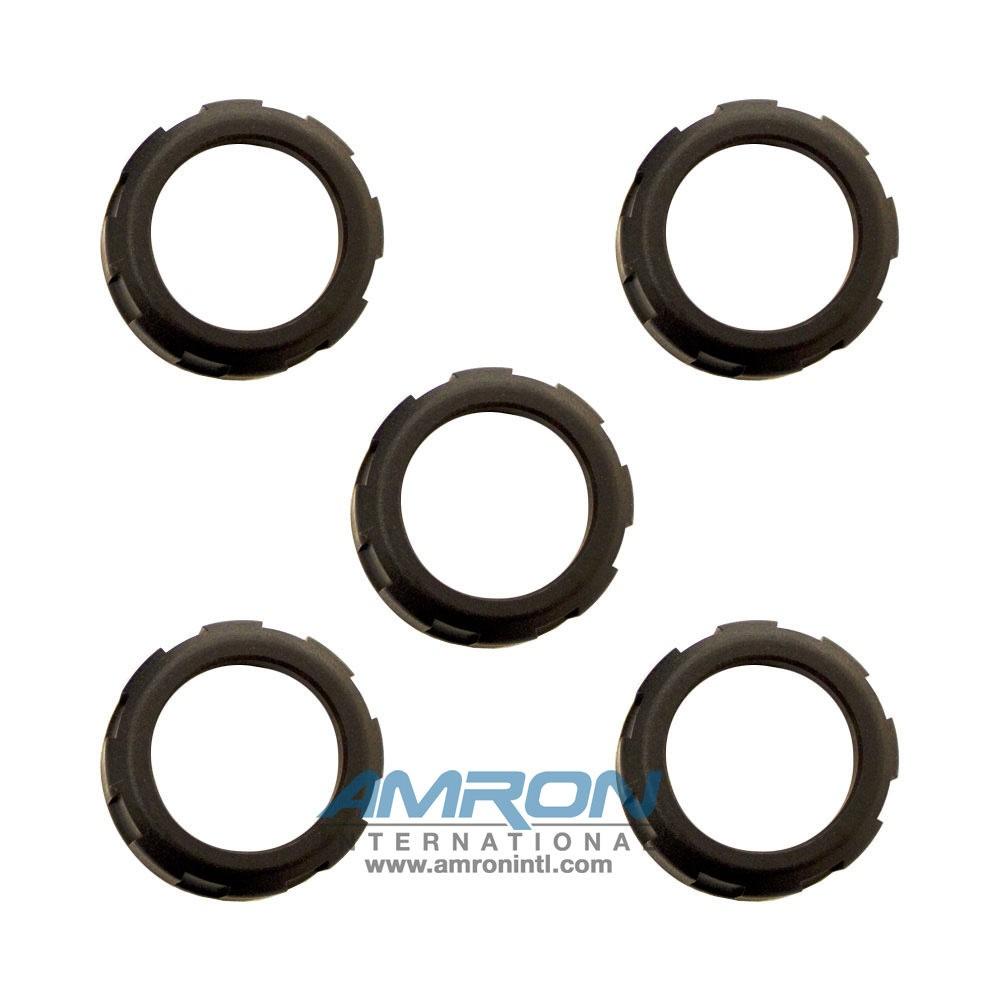 Interspiro AGA Nut - Black (5-Pack) 460-190-516