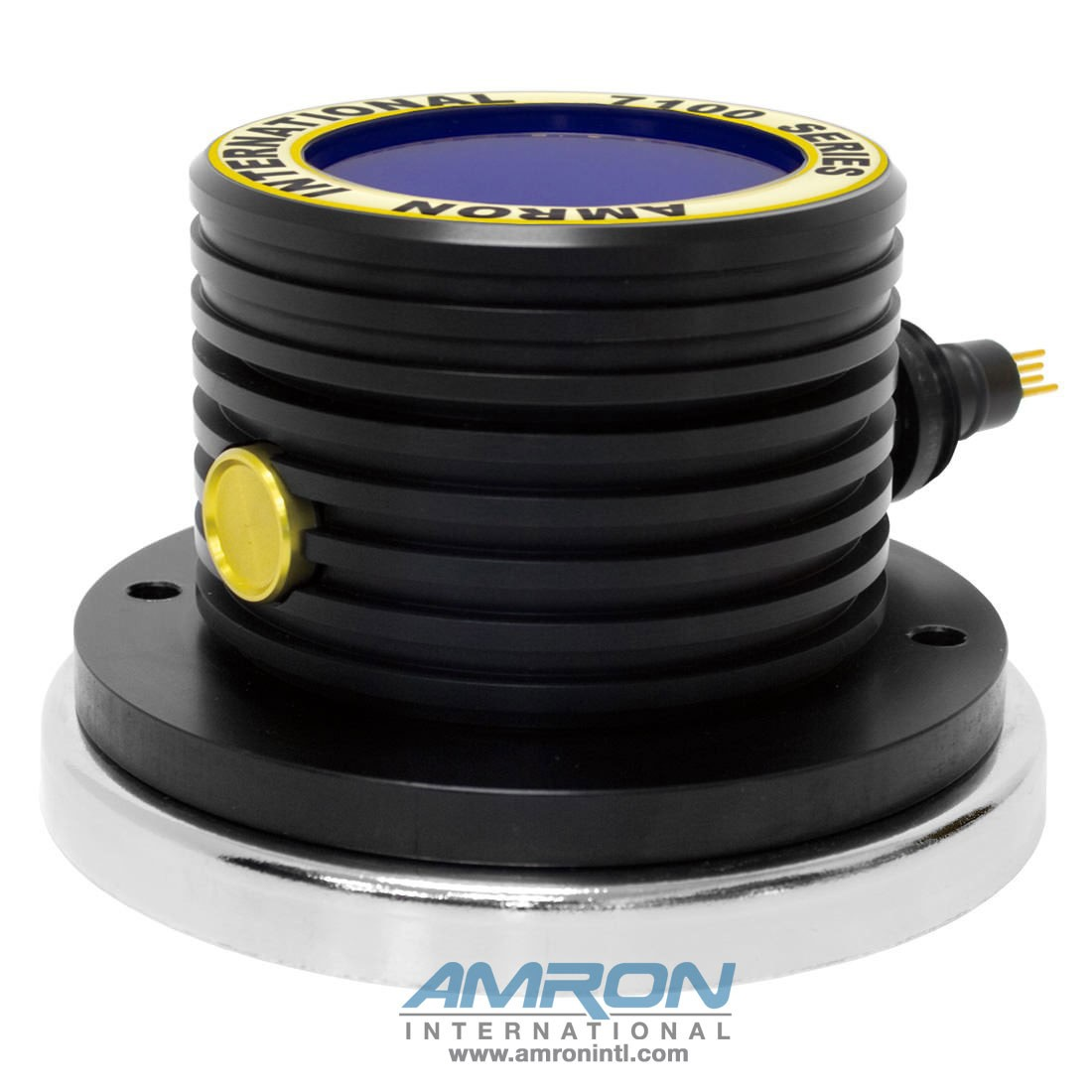 Amron International 7120 LED Chamber Light  with Blue Filter and Magnetic Base