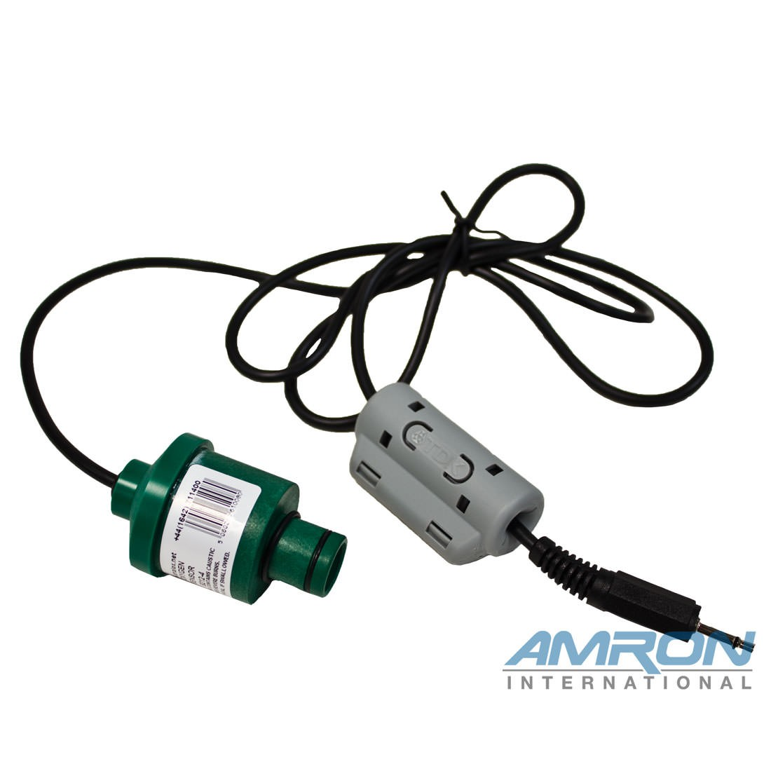 Analox Oxygen Sensor Including Hard Wired Lead with Jack Plug