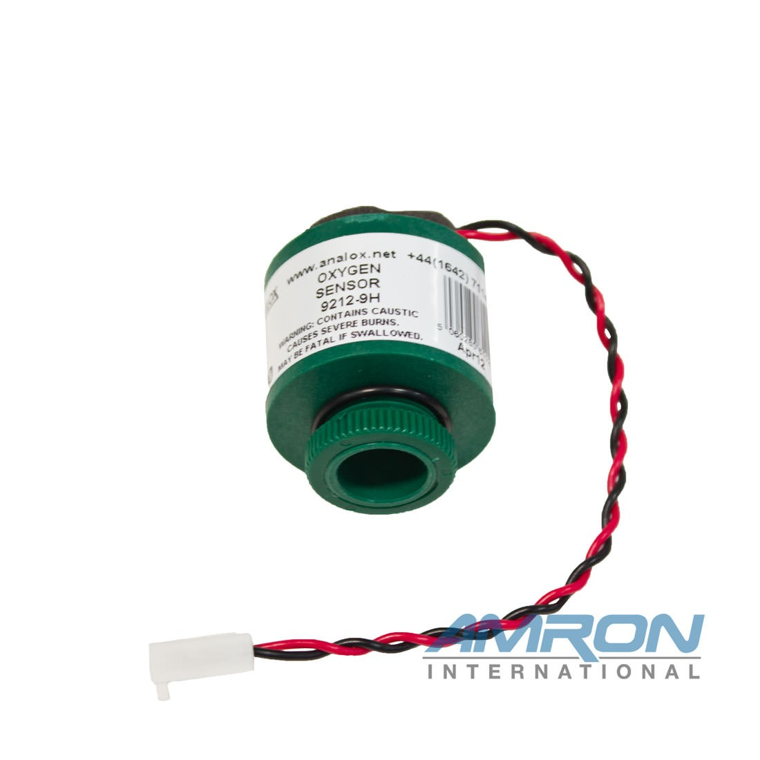 Analox Replacement Oxygen (O2) Sensor (O-2000 mBar) 9100-9212-9H