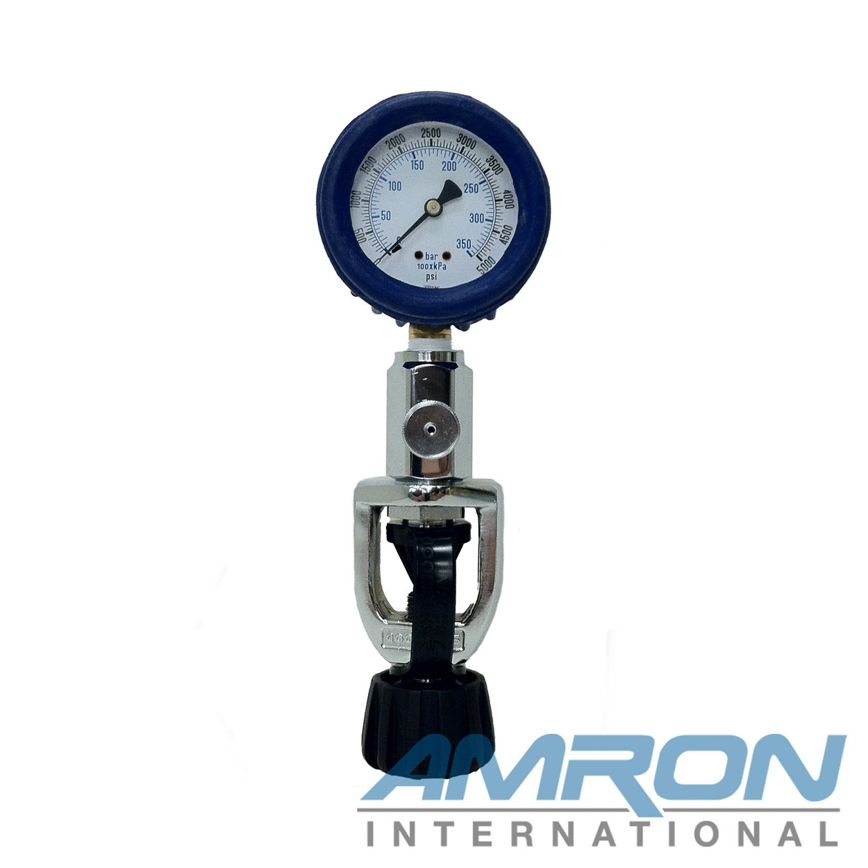 Amron International 9913-01 Tank Pressure Gauge