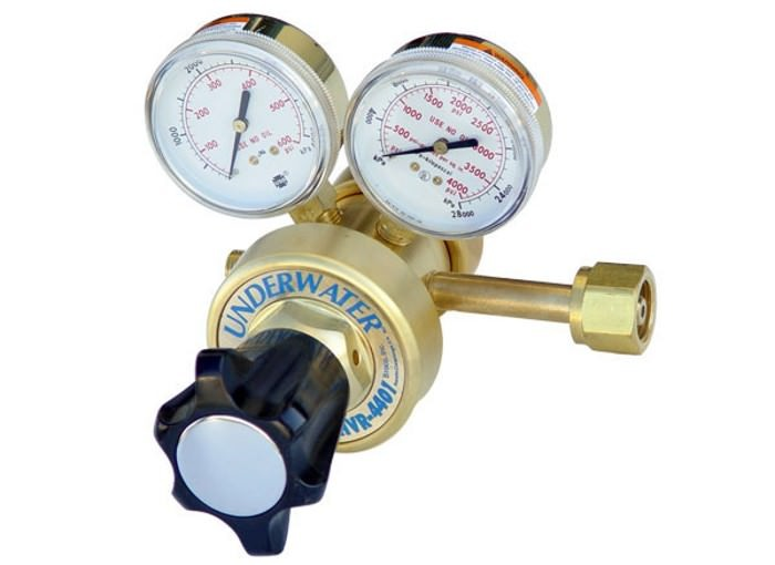 Broco Underwater HVR-4401 High-Volume Oxygen Regulator