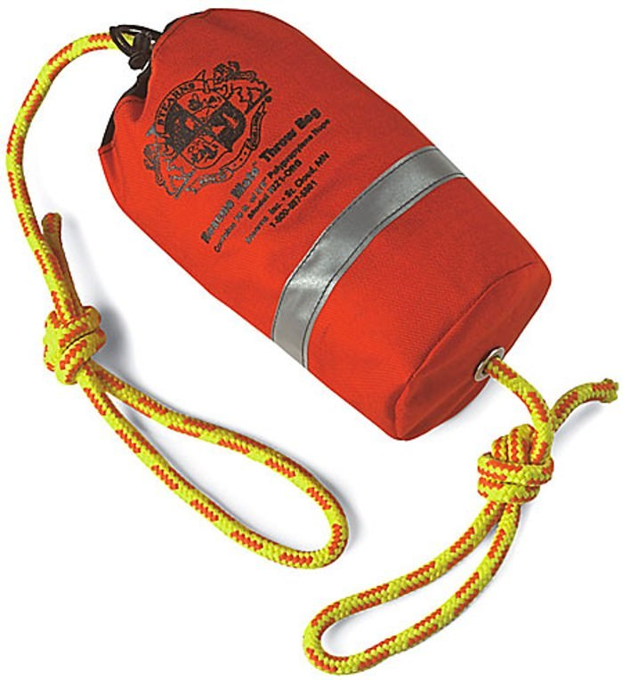Stearns Rescue Mate Rescue Bag - Orange