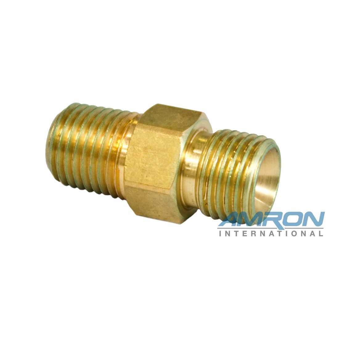 Kirby Morgan 555-117 1/4 in. Brass Adapter