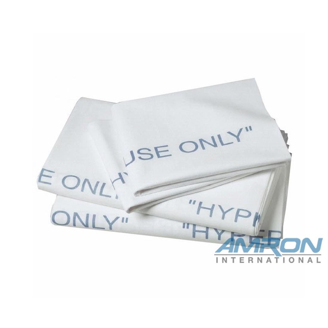 Medline Single Hyperbaric Pillow Case - 100% Cotton - 42 in. x 34 in. MDL-MDT219021-1