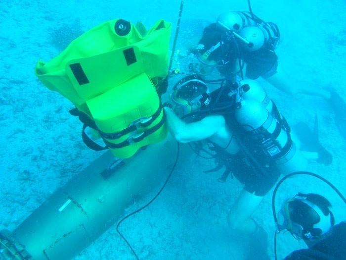 Subsalve USA Mark V Orca Lift Bag System