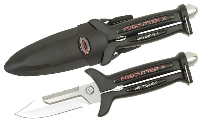 XS Scuba Fogcutter X Knife
