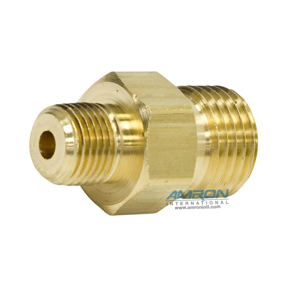 ADAPTER - 9/16-18 RH TO 1/8 MNPT
