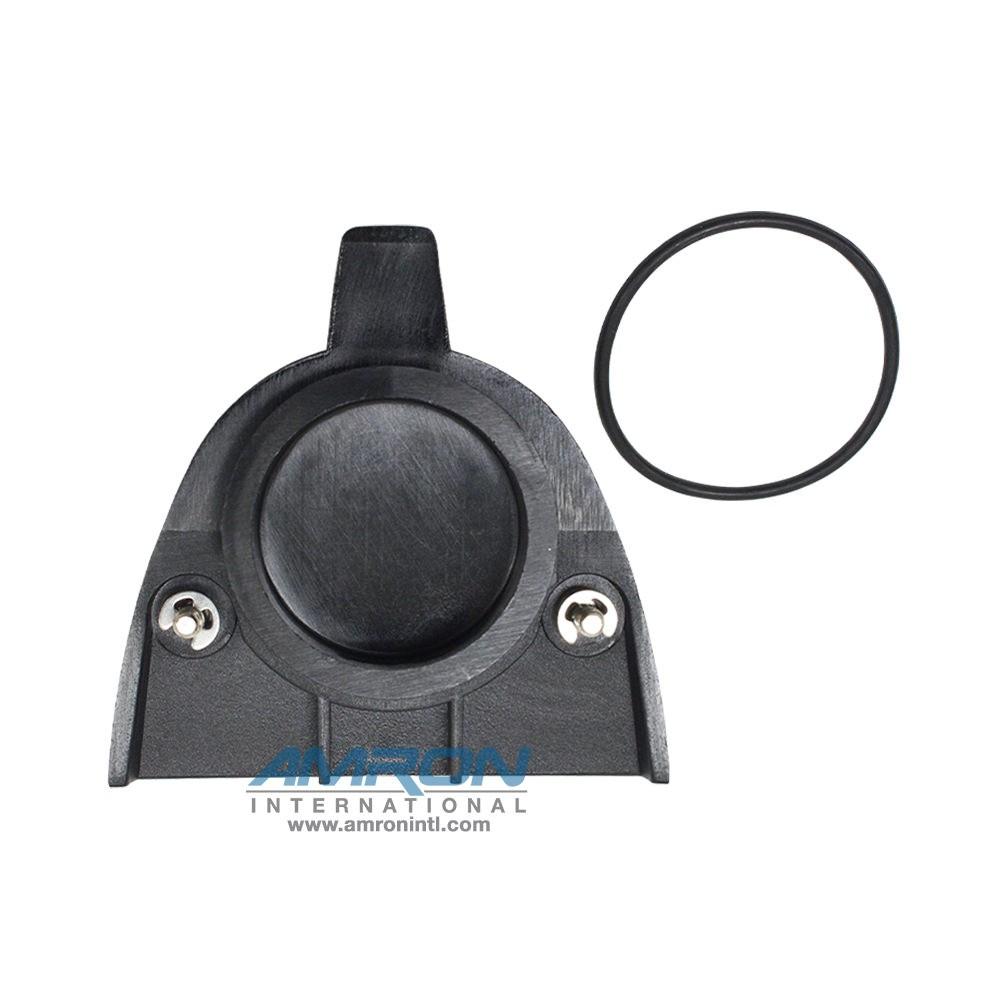 AGA Cover Assembly - Black 460-190-555