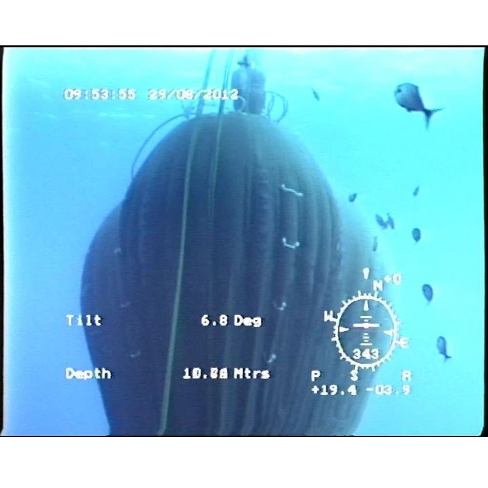 Air Lift Bag Action Shot - Photo Courtesy of Unique Group
