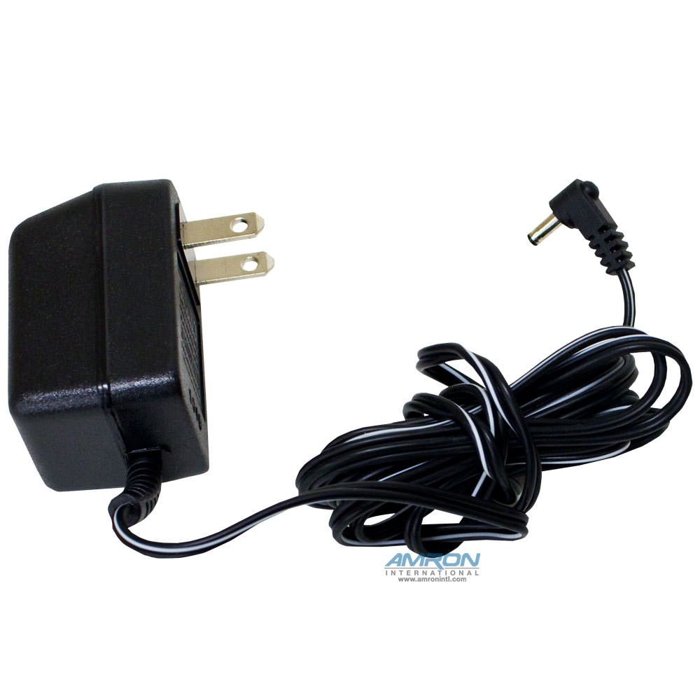 Amron International 2829-17 Replacement Battery Wall Charger for the 2829-13 2.4 GHz Remote Transceiver