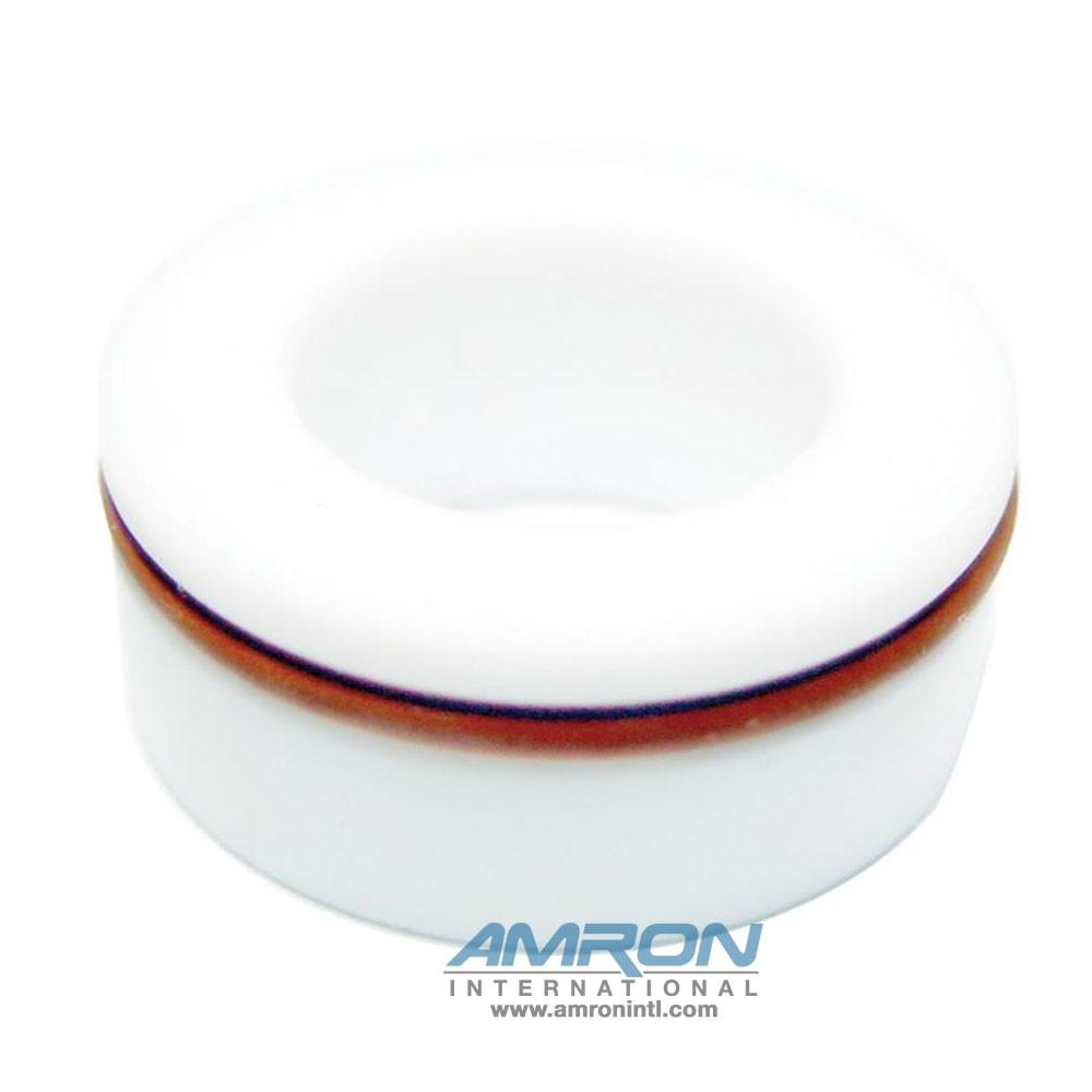 Amron International 8890-005 Adapter for Scott Pressur Vak II Mask to Oxygen Panel (CE Registered)