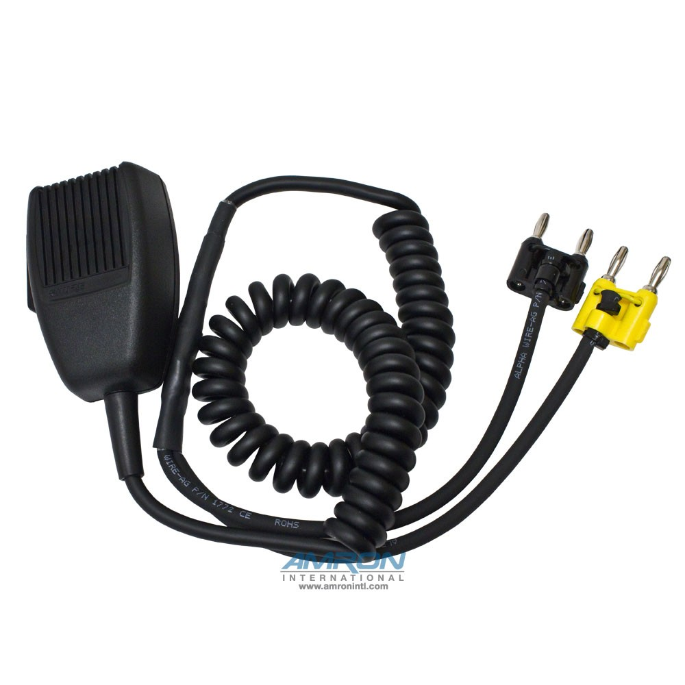 Model 2405-28 Push-to-Talk Microphone