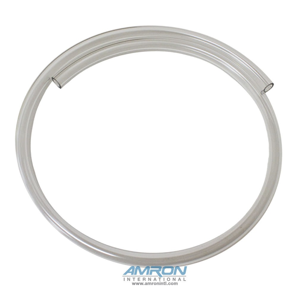 Amron International PVC Tubing - 1/4 in I.D. - 100 FT Roll 0500-071-ROLL