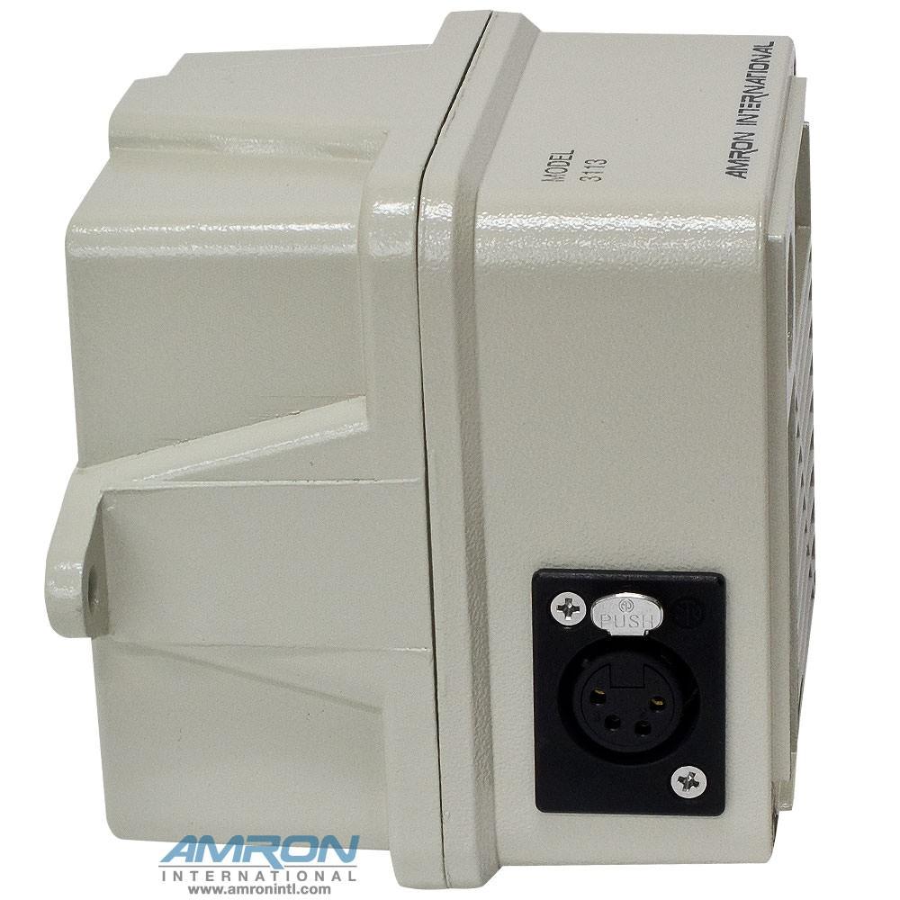 Amron Model 3113 Living Chamber Speaker - Side