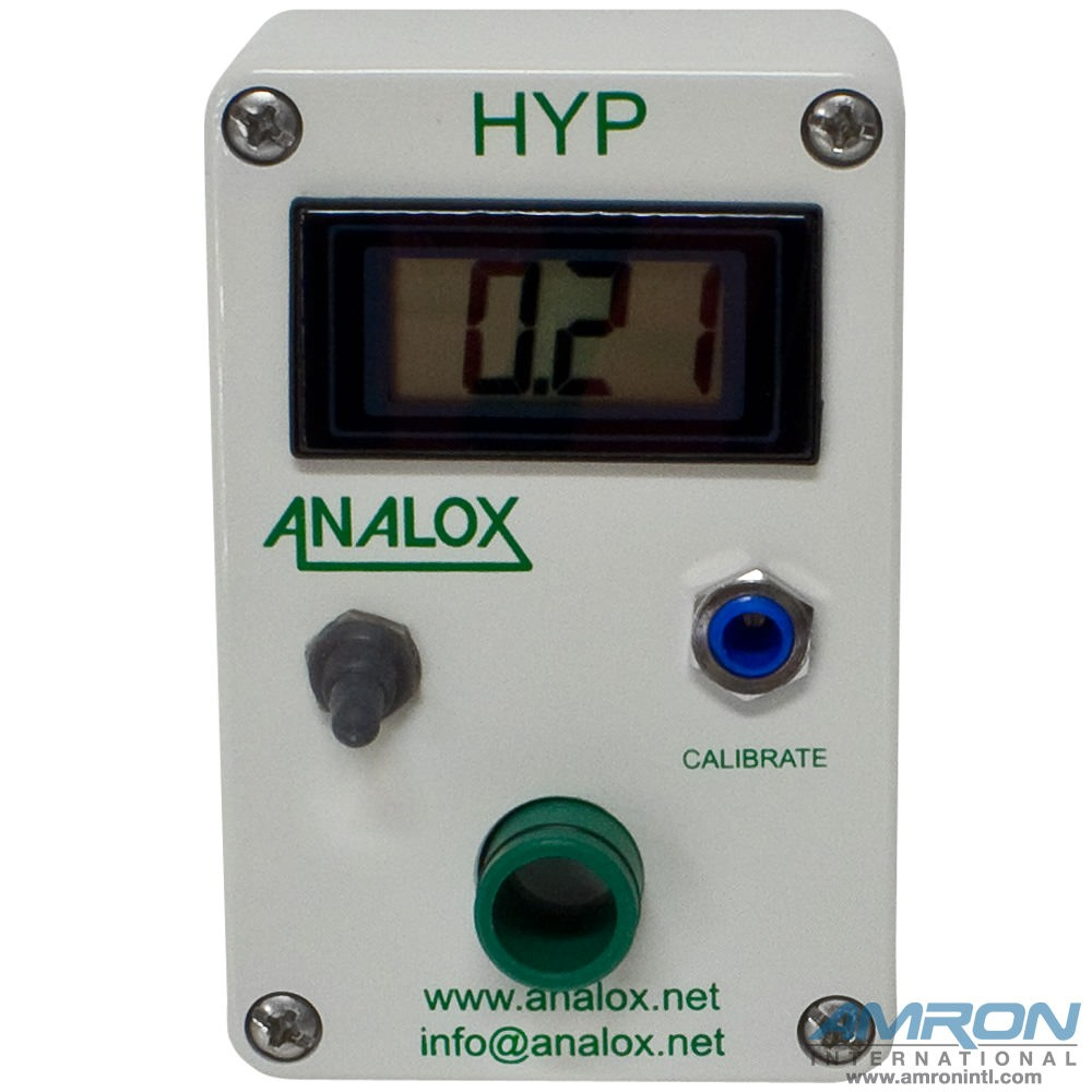 Analox HYP Hyperbaric Portable Oxygen Partial Pressure Analyzer MO2HBYY03